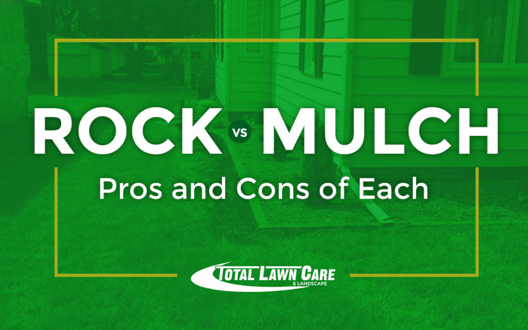 Rock Or Mulch: The Pros And Cons Of Each